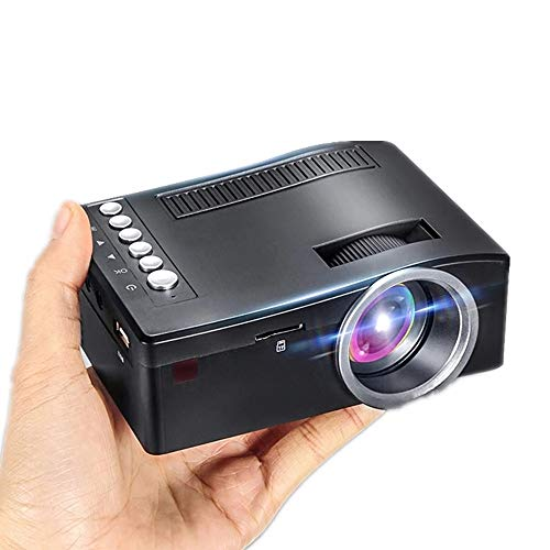 LED-projector Full HD 1080p home cinema Beamer Goedkope Projector met HDMI AV SD VGA
